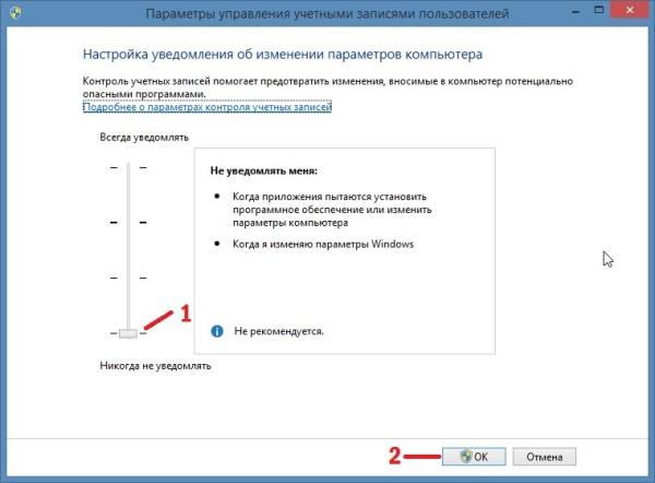 Запросите разрешение от администратора компьютера