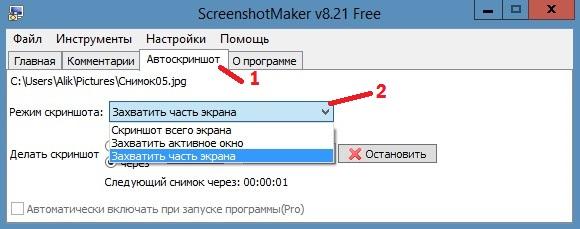 Сделать фото страницы на компьютере