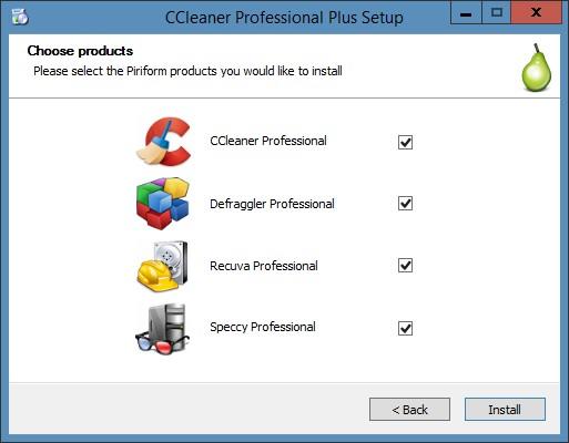 CCleaner Professional Plus скачать бесплатно