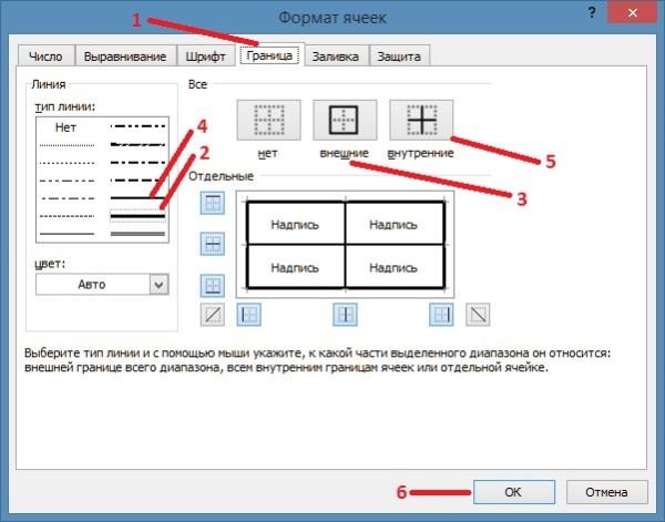 Как построить диаграмму в Excel 2010