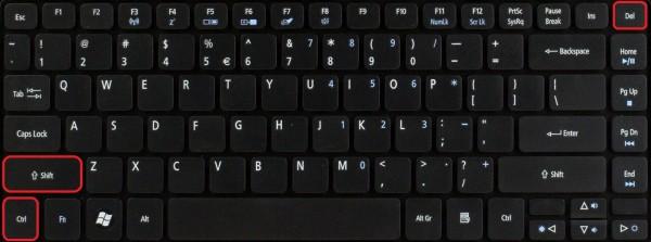 Как удалить историю в Яндексе на ноутбуке