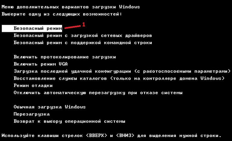 Режим процессора с3 с6 с7